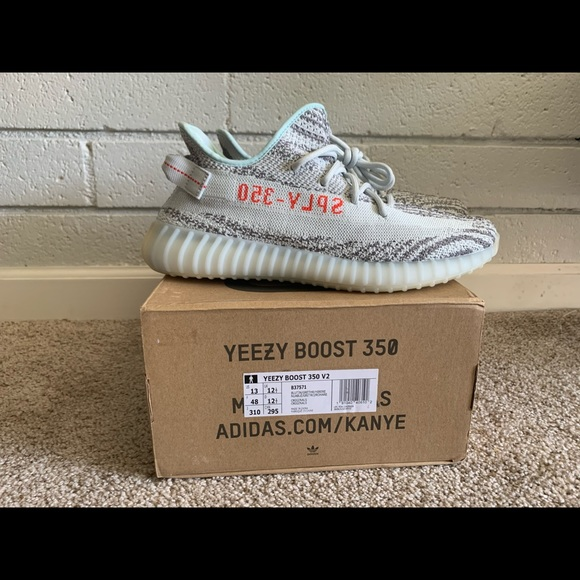 adidas Shoes | Yeezy Boost 350 V2 Blue